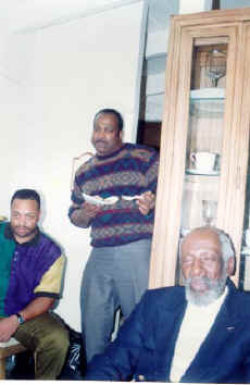 Lamon Pickens, Butch Morgan, George Price