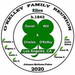 O'Kelley Family Reunion Logo